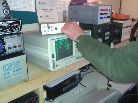 test gear