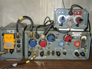 Pictures of equipment from the collection of G8DXU